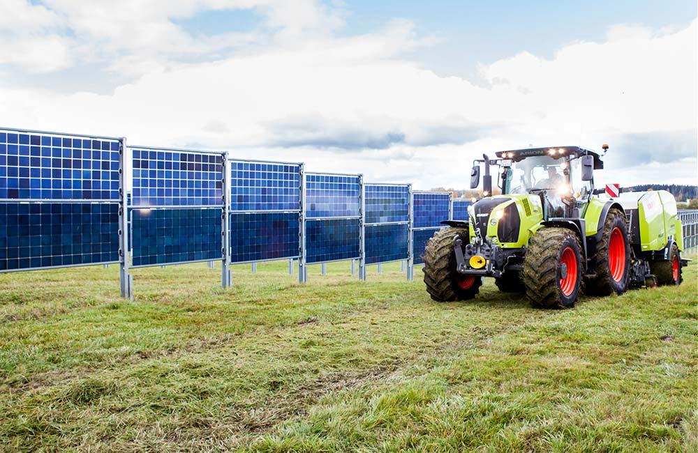 Photovoltaik-Anlagen für die Landwirtschaft