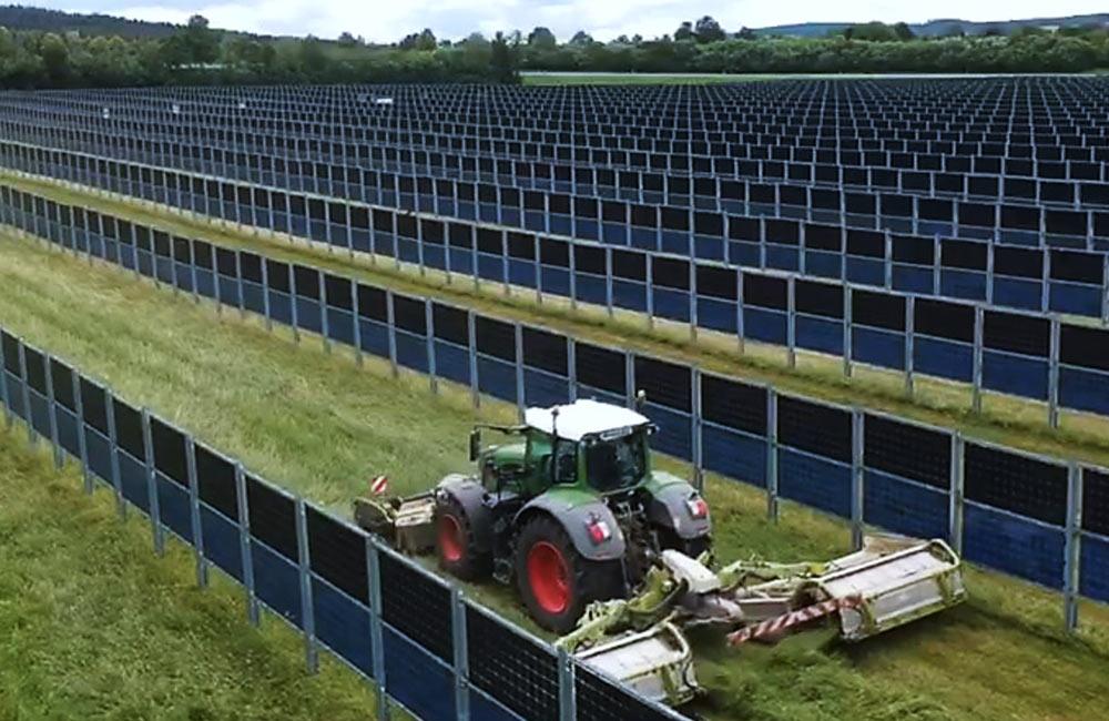 outarky | Solar-Zäune und Agri-Photovoltaik