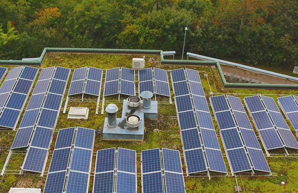 Dach-Photovoltaik liegt seit Jahren im Trend