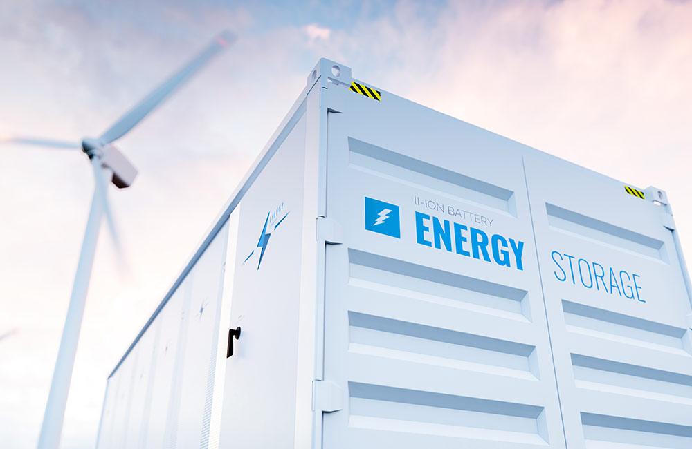 Stromspeicher: nachhaltige Energie mit speichern